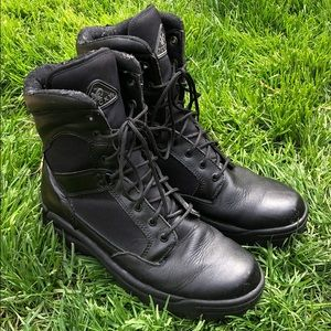 Rocky Men's Leather Work Boots